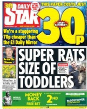 daily star splash