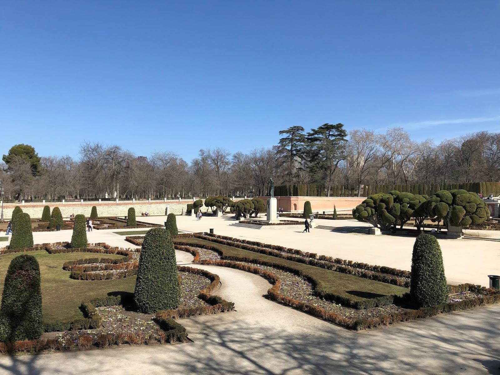 Madrid - Retiro Park