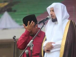 Profil Sheikh Saad al Ghamidi