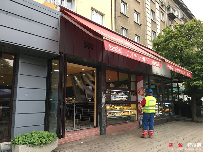 [保加利亞] 索菲亞/七聖人教堂旁【RIMINI】自助式點餐 便宜價格品嚐多樣當地料理