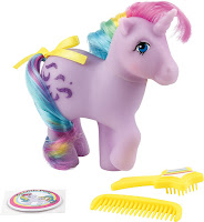 My Little Pony 35th Anniversary G1 Windy