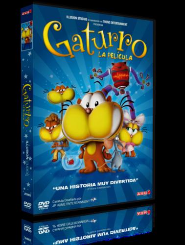 Gaturro DVDRip Latino