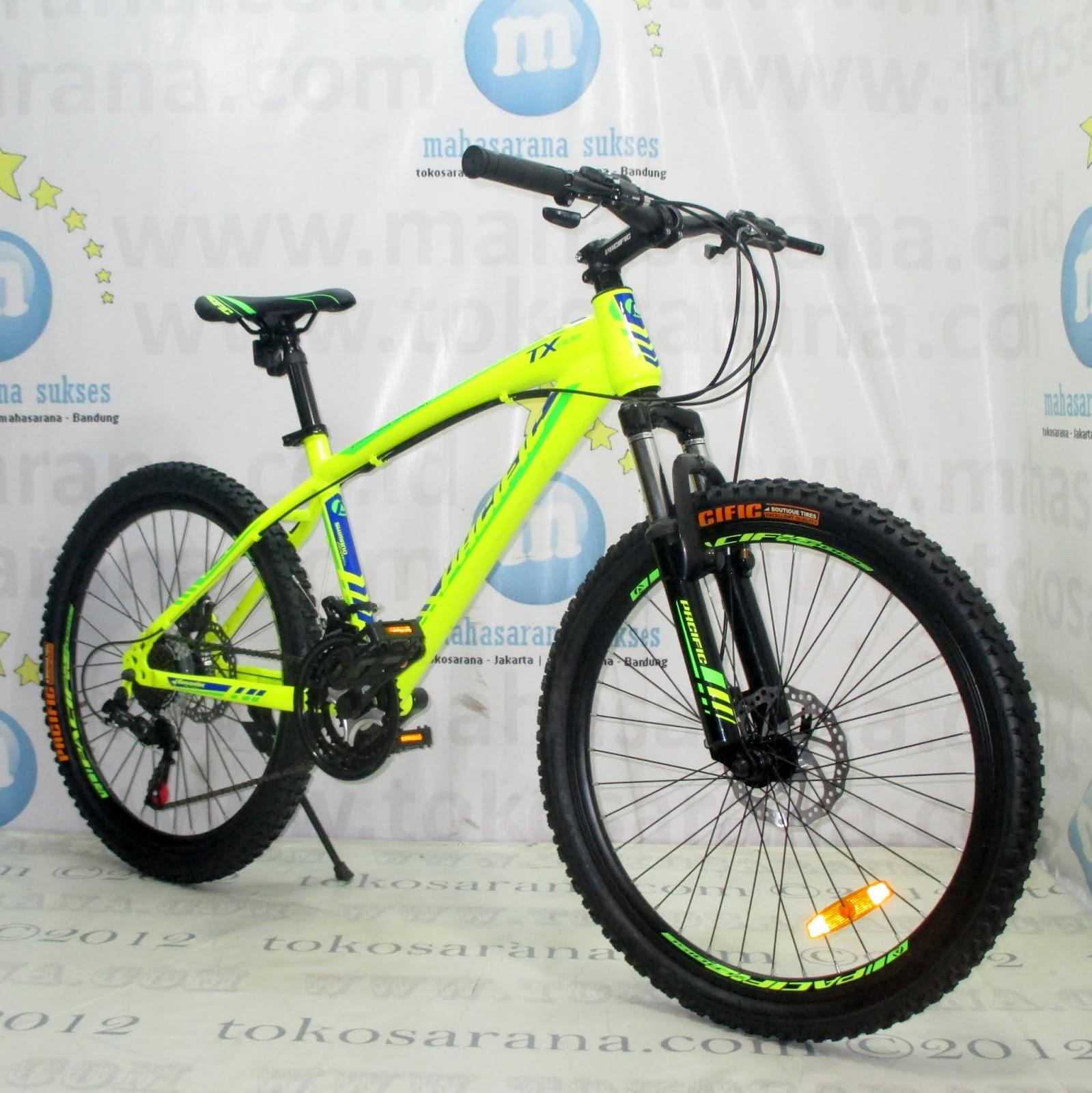 Sepeda Gunung Remaja Pacific Mazara TX006 24 Inci News