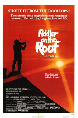 Vagebond S Movie Screenshots Fiddler On The Roof 1971