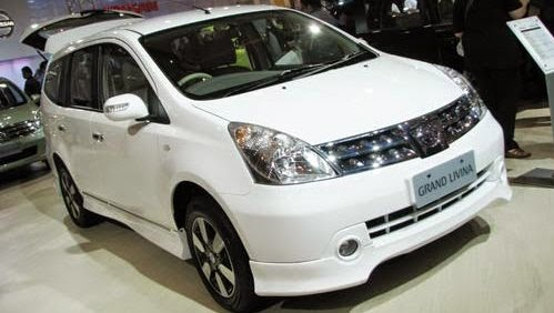 all new nissan grand livina hws