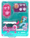 MLP Rainbow Dash Tea with Rainbow Dash Singles Ponyville Figure