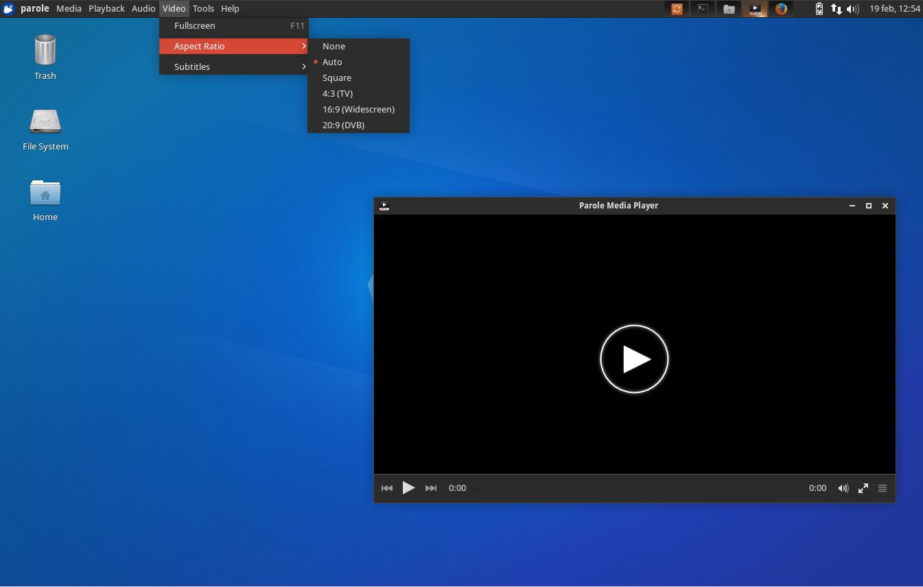 Use A Global Menu In Xubuntu Or Linux Mint Xfce Via A New
