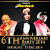 Grooveback 6TH Anniversary Party 2014