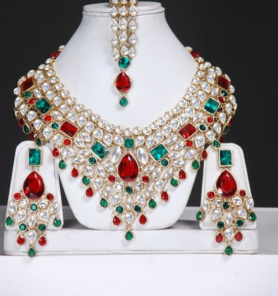 Fashionfastival: Indian Jewellery