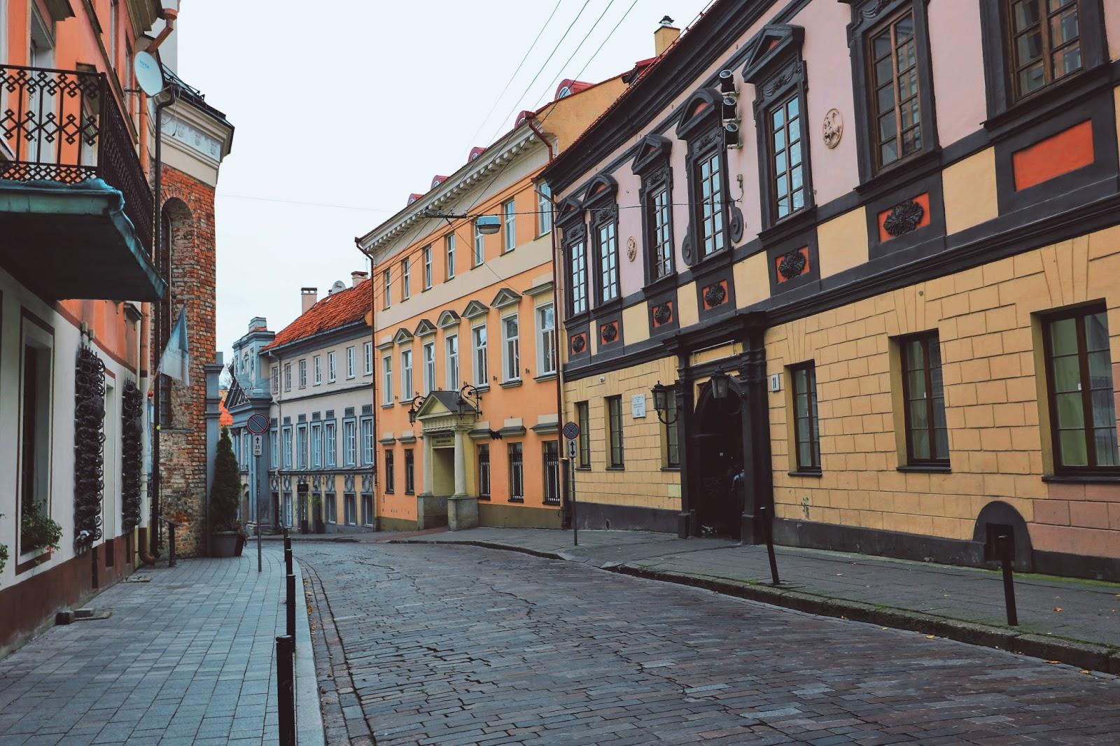 Litwa, podróże