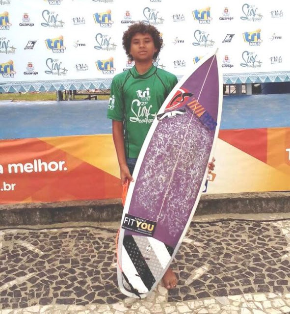 Etapa final do Weekend Surf da Ilha  acontece neste domingo 17/12