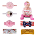$5.99 (Reg. $11.99) + Free Ship Baby Girl Headbands, 6-Count!