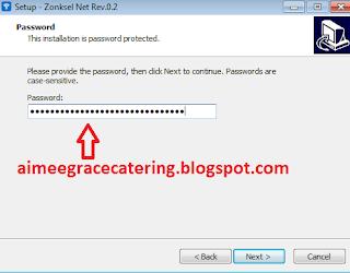 Cara Internet Gratis Dengan Zonksel Net Rev.0.2