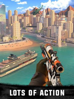 Sniper 3D Assassin Gun Shooter Mod Android Apk