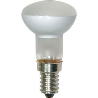 Лампа накаливания для точечного светильника