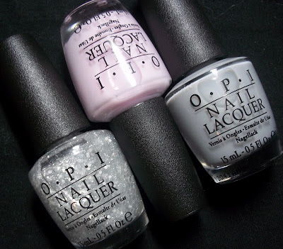 New York City Ballet by OPI Swatches & Review