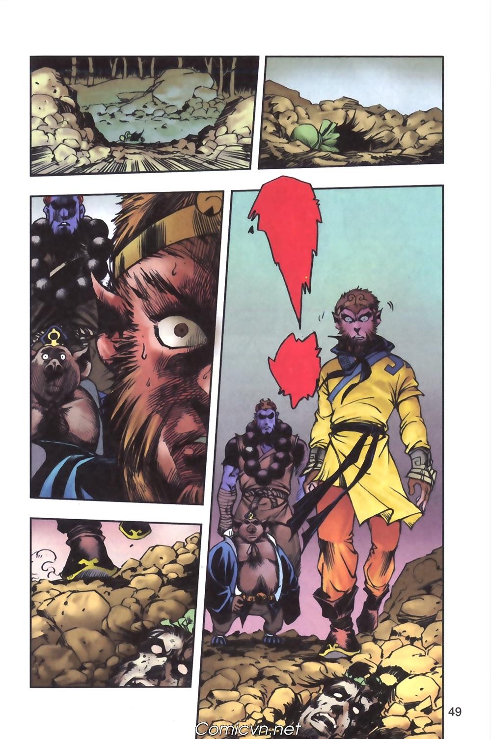 Tây Du Ký màu - Chapter 102 - Pic 19