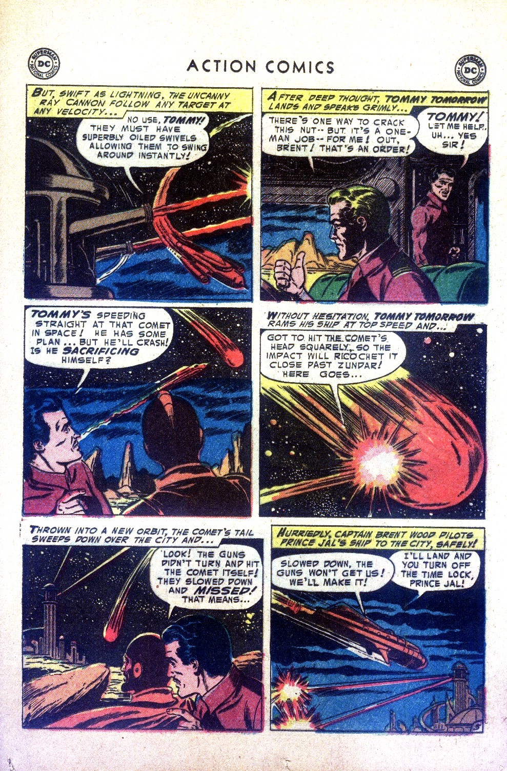 Action Comics (1938) 195 Page 28