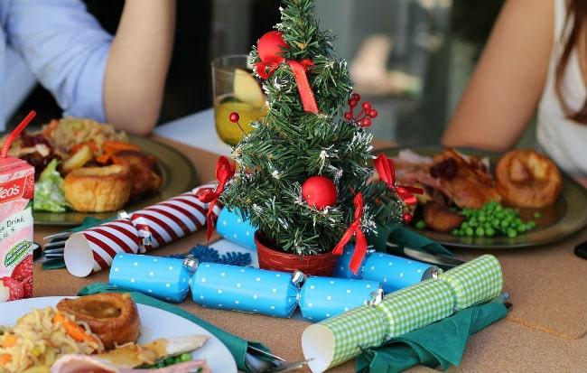 Mangiare a Natale senza ingrassare