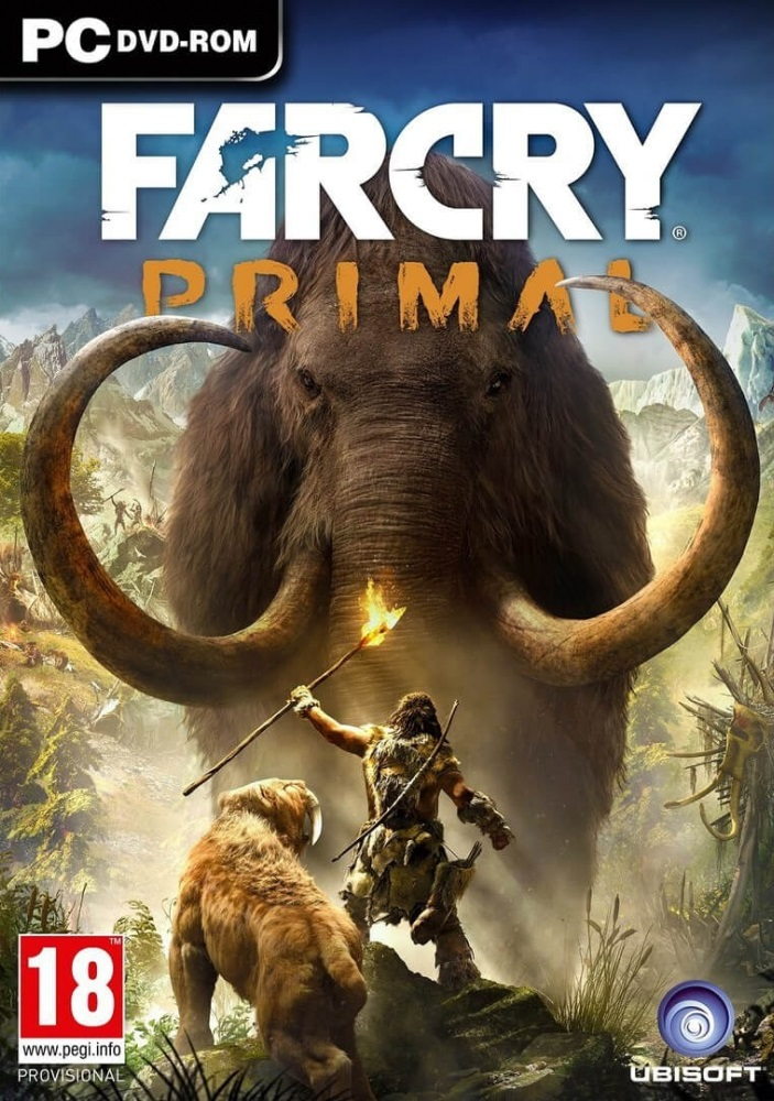 Far Cry Primal ESPAÑOL PC Descargar Full