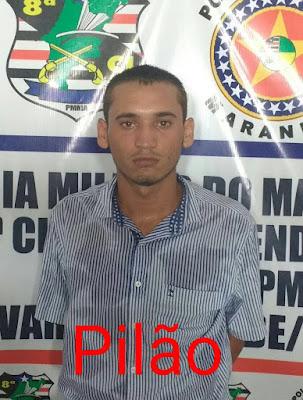 Vargem Grande: Após ameaçar mãe e padrasto com espingarda, homem é preso pela Polícia Militar