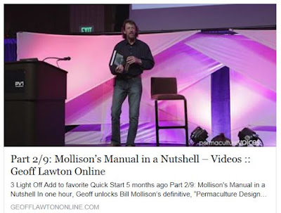 http://www.geofflawtononline.com/videos/video/2-mollisons-manual-in-a-nutshell/