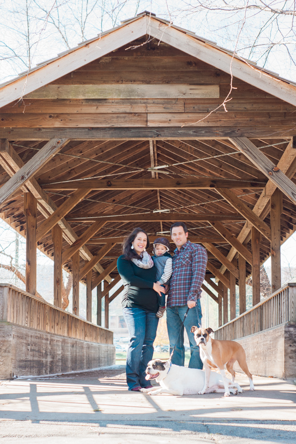 Boone & Blowing Rock, NC Family & Maternity Photography | Greenway Trail Boone, NC