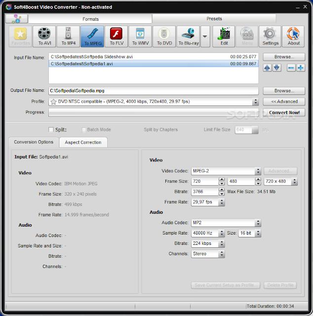 تحميل برنامج تحويل صيغ الفيديو للكمبيوتر Video Converter