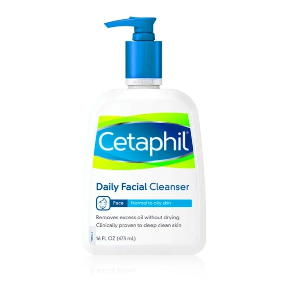 Pencuci muka Cetaphil Daily Facial Cleanser