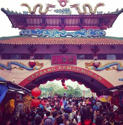 Kampung Cina Wisata Kota Cibubur | Wisata Bogor