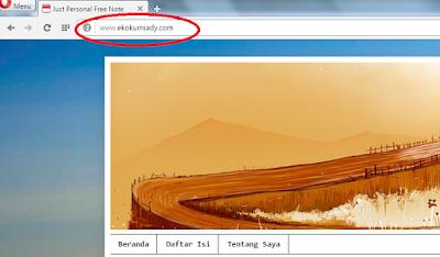 Cara Murah Membuat Website Profesional Dengan Blogspot
