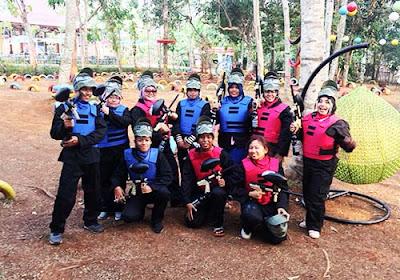 Bersenang-Senang di D'Pongs Wisata Alam dan Petualangan di Gunung Pati Semarang