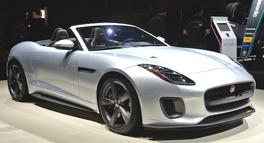2019 Jaguar F Type Rumors