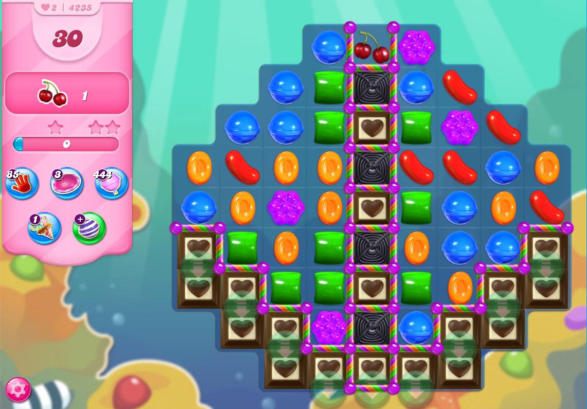 Candy Crush Saga level 4235