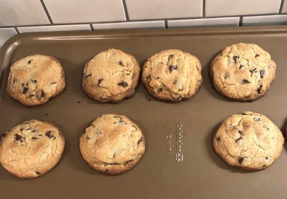 Resep dan cara membuat Cookie Chip Coklat