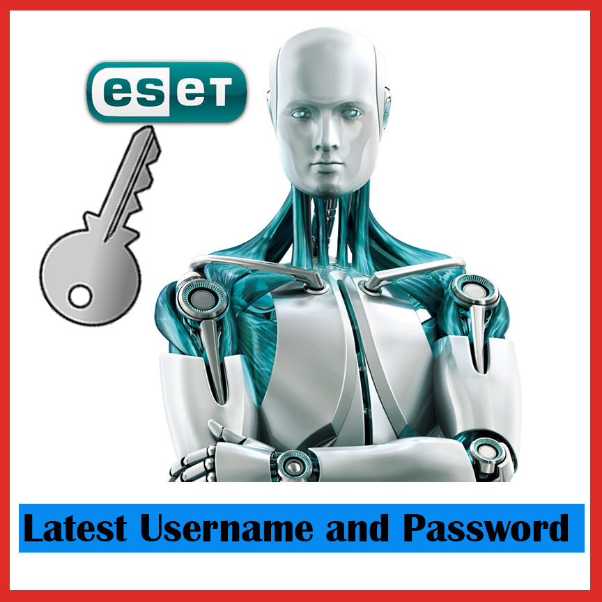 nod32 user and password free
