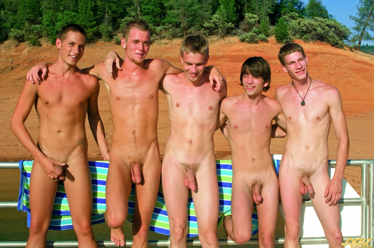 Groups of older nude men and young gay 8