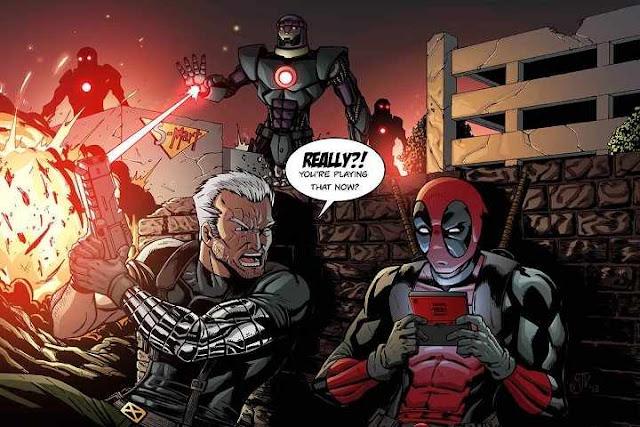 Deadpool 2 conecta con X-Force e introduce a Cable