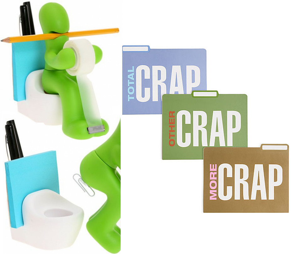 Happy habitat cool office supplies desk accessories for Cool home office accessories