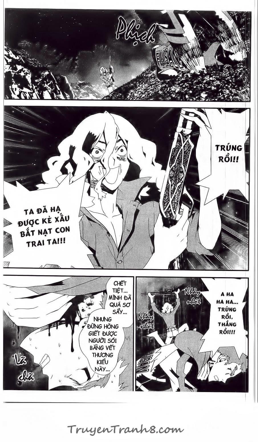 Shiki chapter 41 trang 28