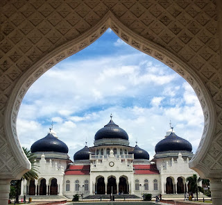 100 Mp3 Shalawat Zikir Ratib Qasidah Nasyid Aceh - Gambar Masjid Baiturrahman Banda Aceh