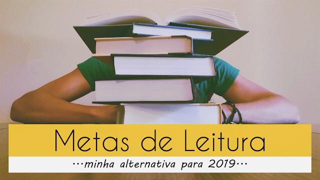 Metas de Leitura/2019