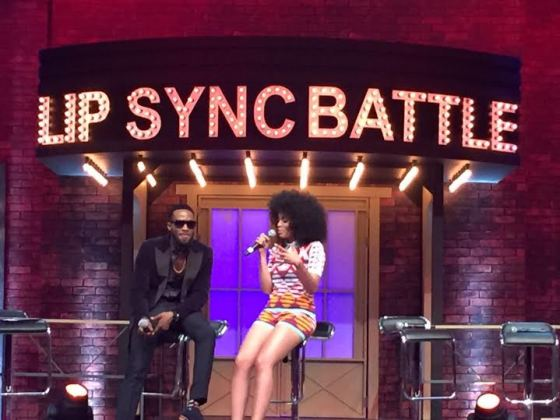 Dbanj and South African Pearl Thusi to host Lip Sync battle Africa
