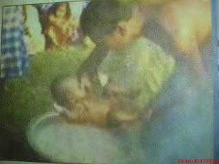 Bayi dicelupkan ke dalam air mendidih - Bijalapur