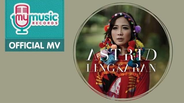 Lingkaran, Sebuah Lagu Untuk 14 Tahun Perjalanan Astrid