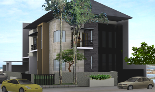 renovasi rumah ukuran 8 x 15