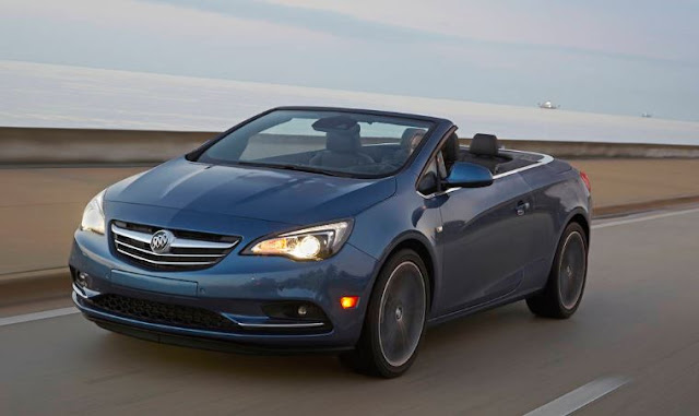 2016 Buick Cascada Spesifications and price