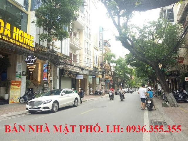Bán nhà mặt phố Triệu Việt Vương, Bùi Thị Xuân