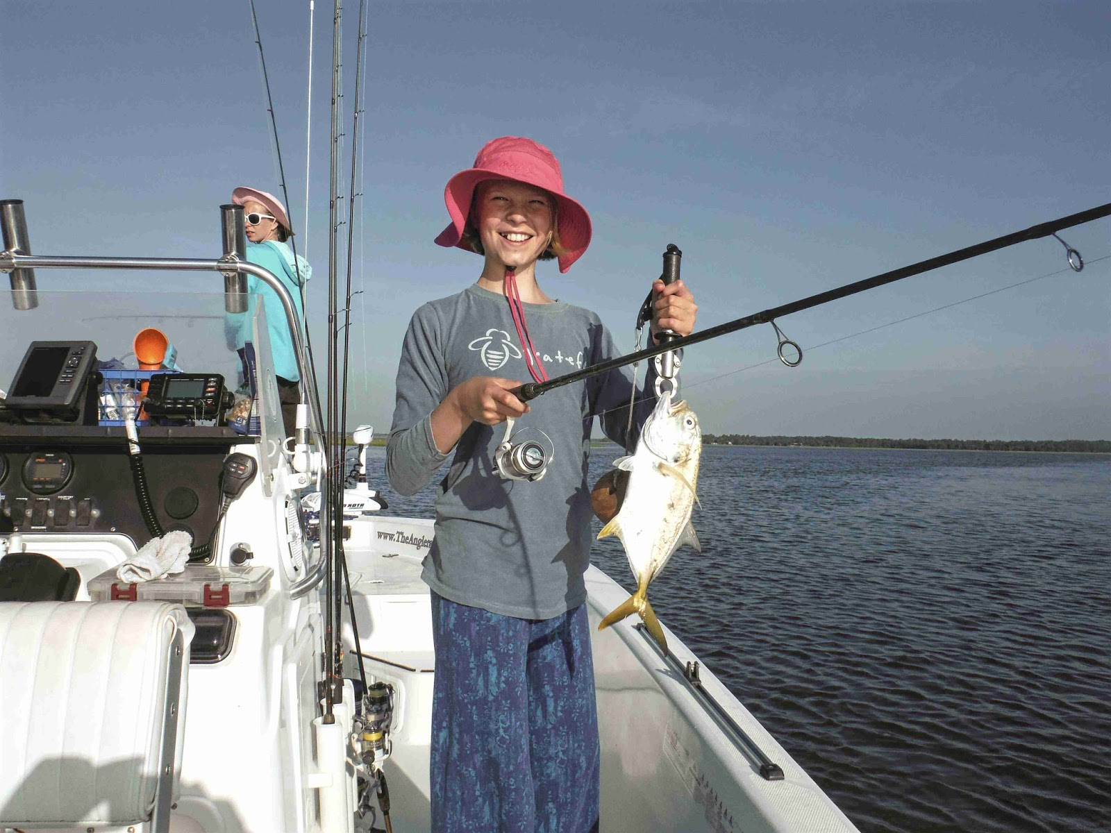 Amelia island fishing reports oh my shrimp is gone for Ohio fishing report 2017