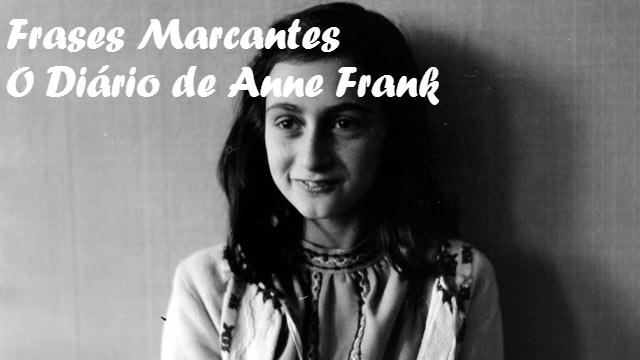 Especial Anne Frank Registros Para A Humanidade Portal